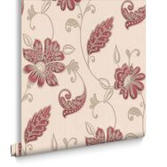 Juliet Red Wallpaper, , large