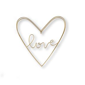 Gold Amour Metal Art, , large