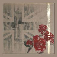 Rose Tudor Kelly Hoppen - Déco murale, , large