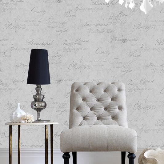 Concrete Script Concrete Wallpaper, , large