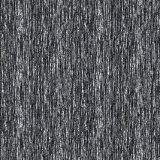Grasscloth Midnight Wallpaper, , large