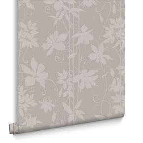 Paradise Garden Smoke Wallpaper, , large