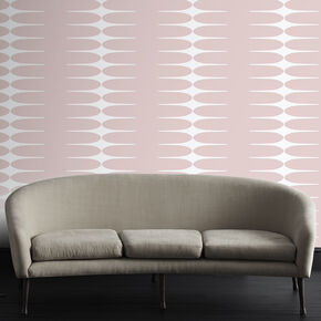Do The Stretch Pink Wallpaper, , large