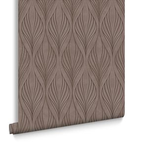Optimum Bronze Wallpaper, , large