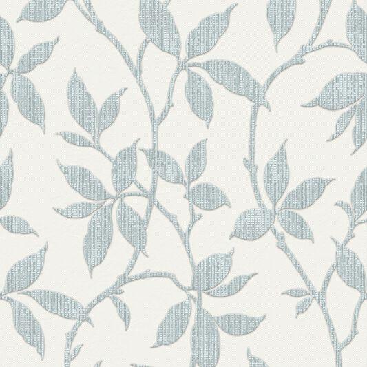Elisa Duck Egg Wallpaper, , large