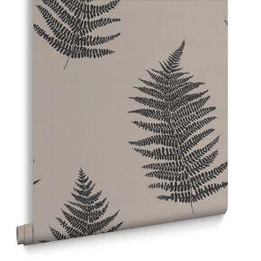 Verdant Taupe Wallpaper, , large