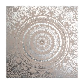 Embellished Cocoon Fabric Canvas, , large