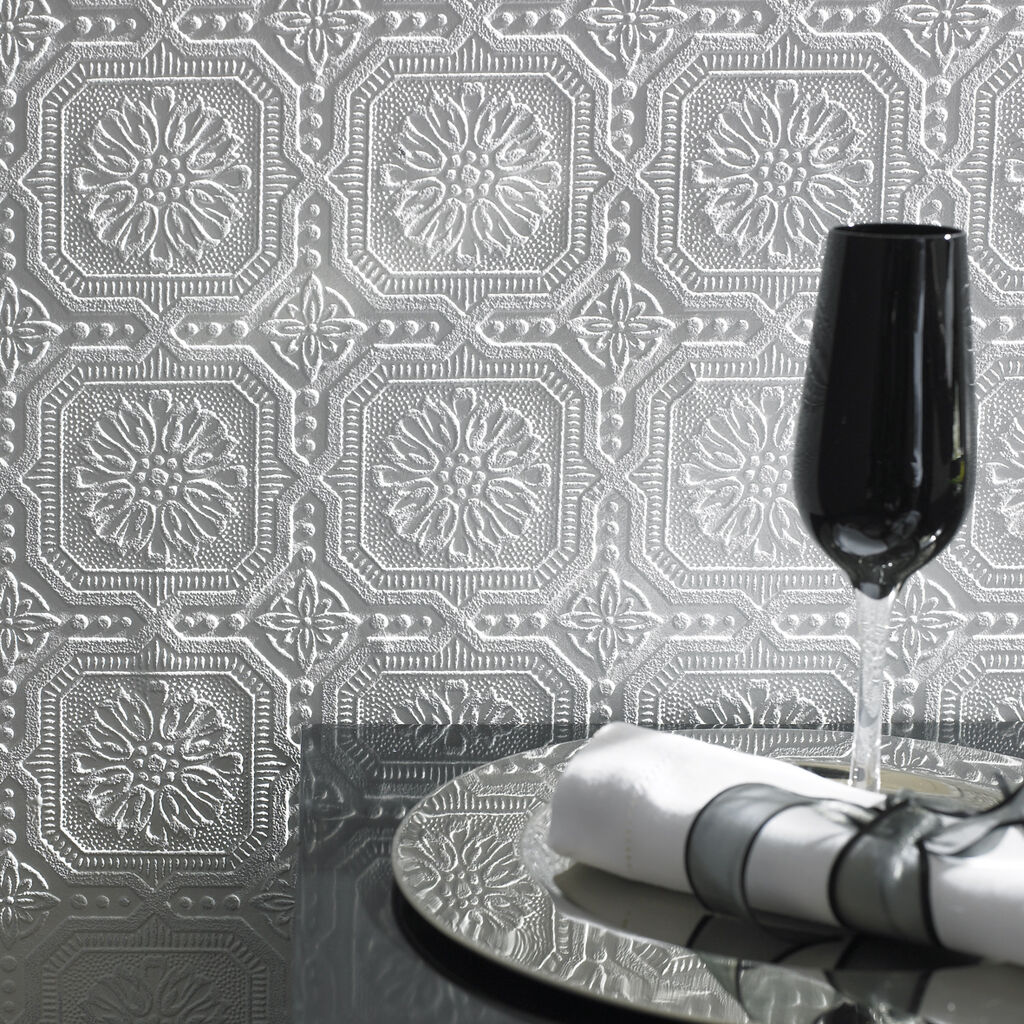 Small Squares Wallpaper, , large ... - Paintable Wallpaper Paint Over Wallpaper Paintable Textured