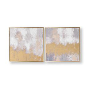 Laguna Mist Framed Canvas, , large