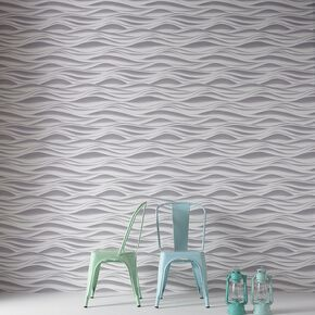 Sound Wave Wallpaper, , large