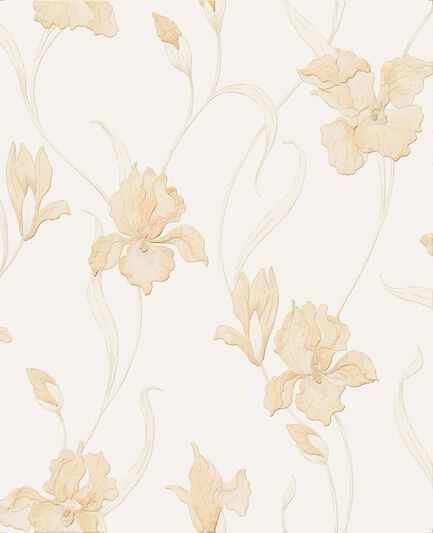 Iris naturel papier peint grahambrownfr - Papier peint naturel ...