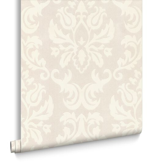 Large Damask Wallpaper, , large