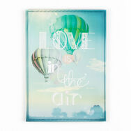 Love is in the air - Toile imprimée, , large