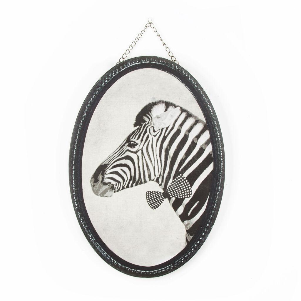 Z bre toiles imprim es de ziggy grahambrownfr for Deco murale zebre