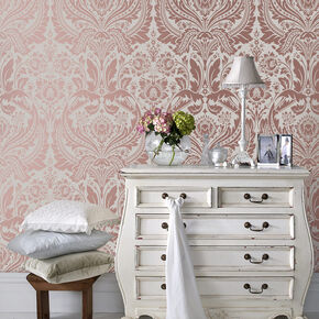 Metallic Wallpaper | Silver, Gold & Rose Gold Metallic Wallpaper