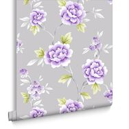 Chinese Blossom Grey et Purple, , large