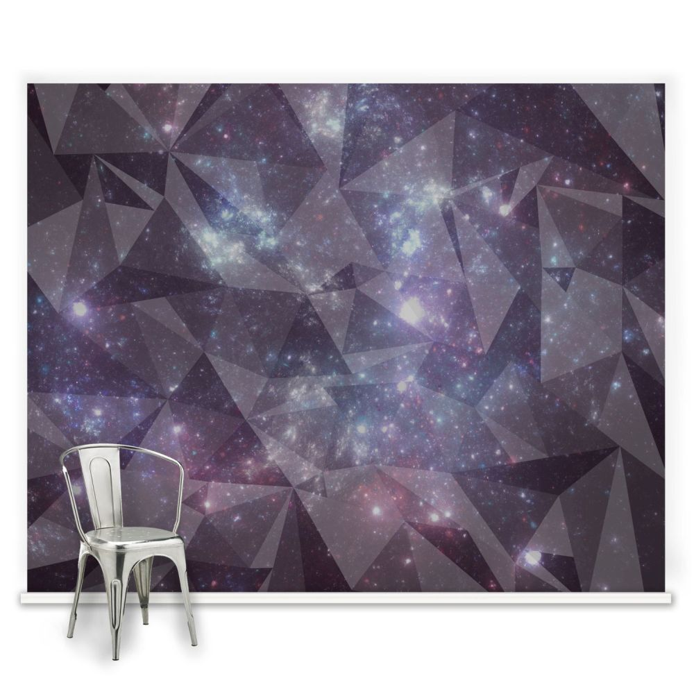 Couture Constellation Mural, , Large ...