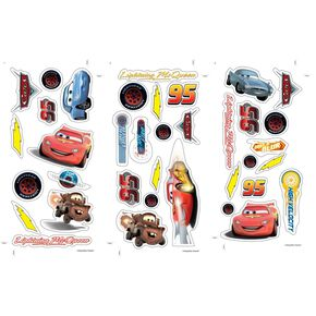 Cars Small Wall Sticker, , large