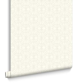 Mini Pattern White Wallpaper, , large