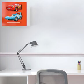 Mini décor en mousse Cars – 2pièces, , large