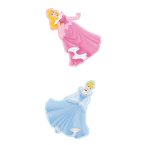 Princess Mini schuimelementen 2 st, , large