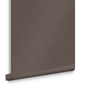 Ostrich Brown Behang, , large