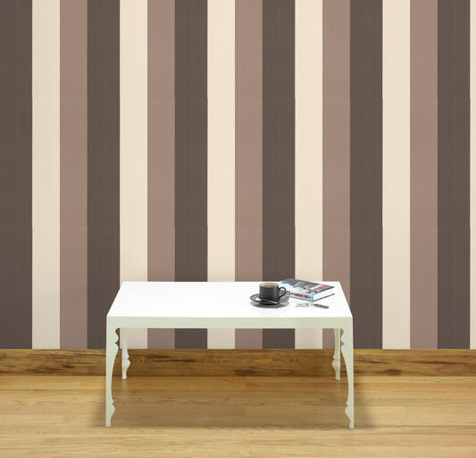Figaro Brown Wallpaper, , large