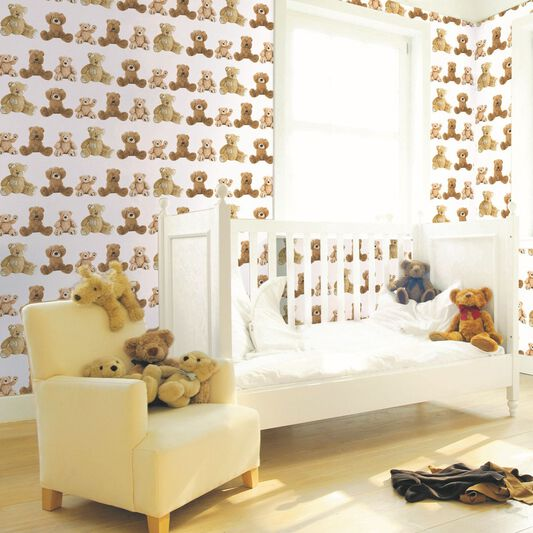 Teddy Bears Wallpaper, , large