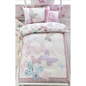 Butterfly Pillowcase, , large
