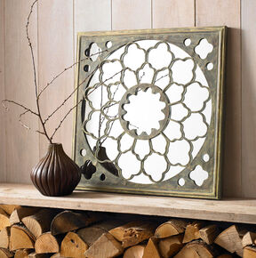 Fretwork Mirror, , large
