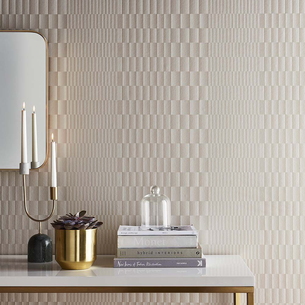 The Trelliage Collection (trel Ee Aazh) Taking Inspiration From Different  Architectures, Trelliage Layers Textured Metallic Paper With Crystal Beads,  ...