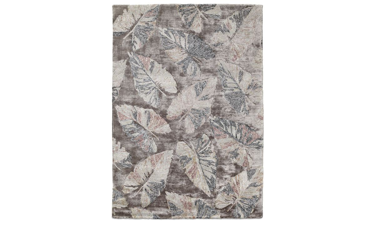 New designs - Riva rug - Beige - Fabric
