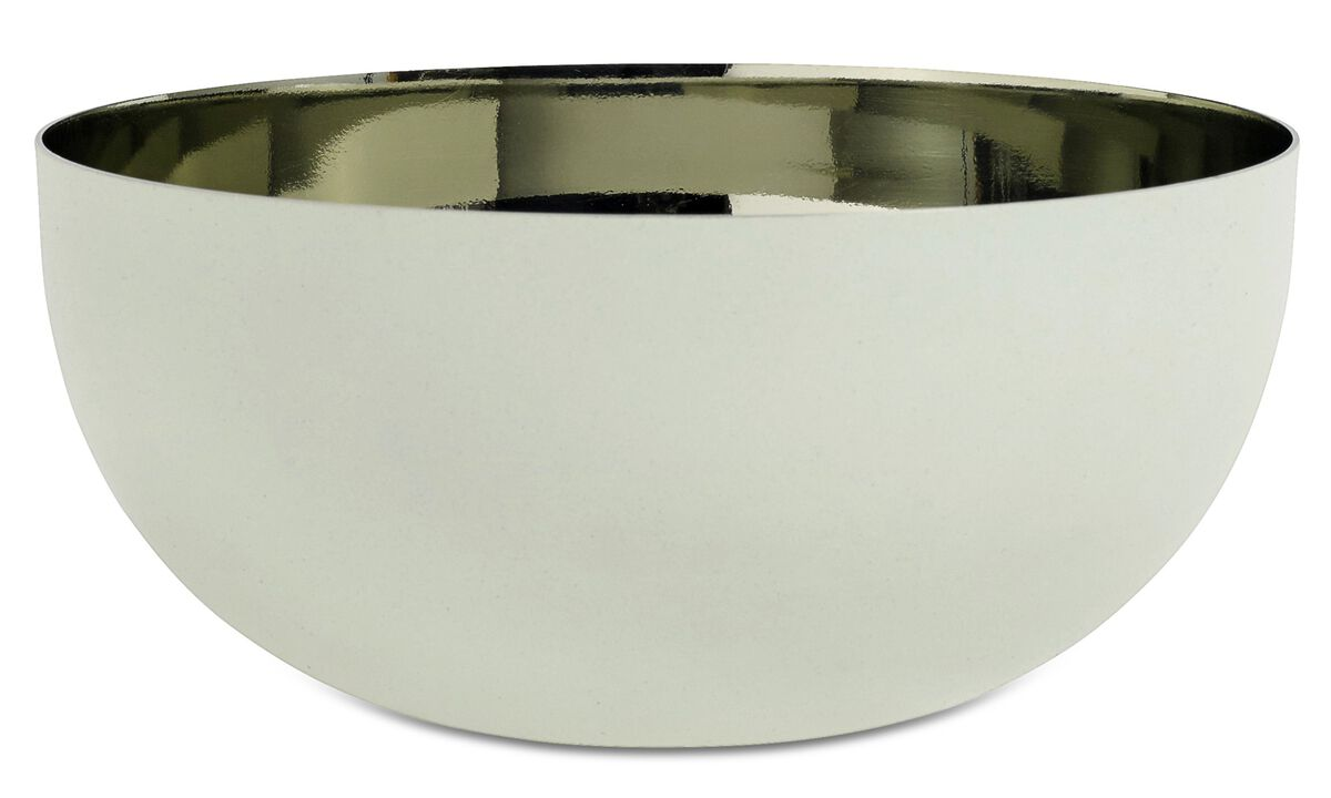 Bowls & dishes - Shimmer bowl - Green - Metal