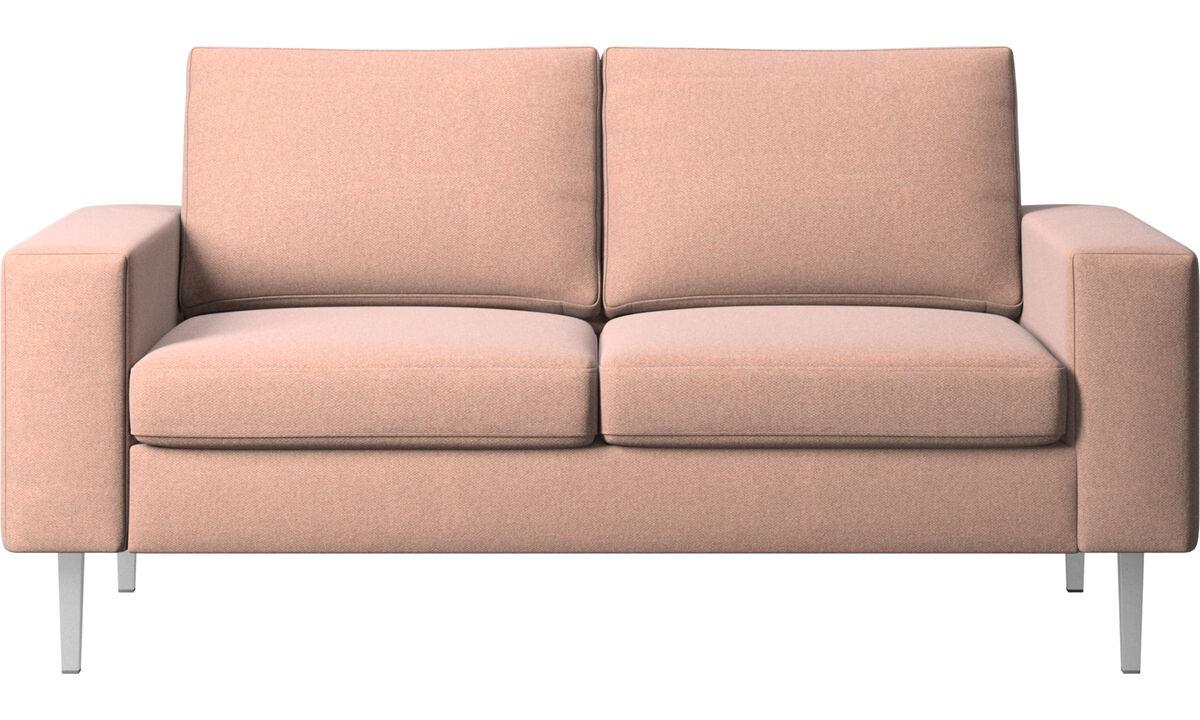 Modernos sof s de 2 plazas calidad con el sello de boconcept for Sofas de calidad en madrid