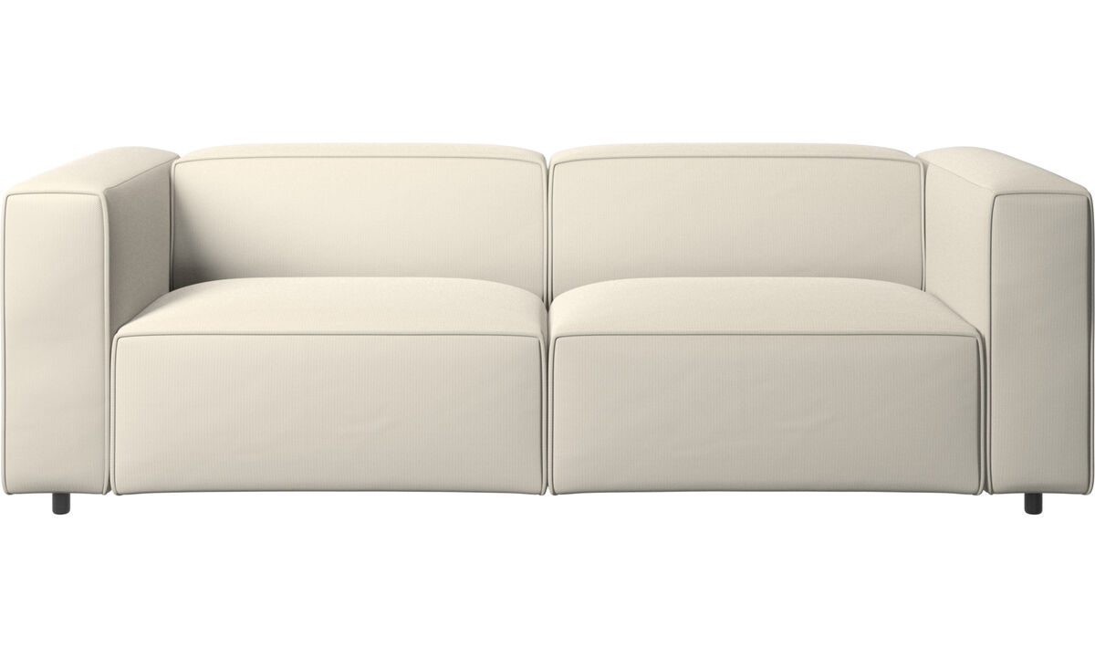 New designs - Carmo sofa - White - Fabric