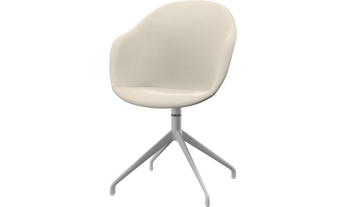 Design eetkamerstoelen kwalitatief design van boconcept - Tafel boconcept ...