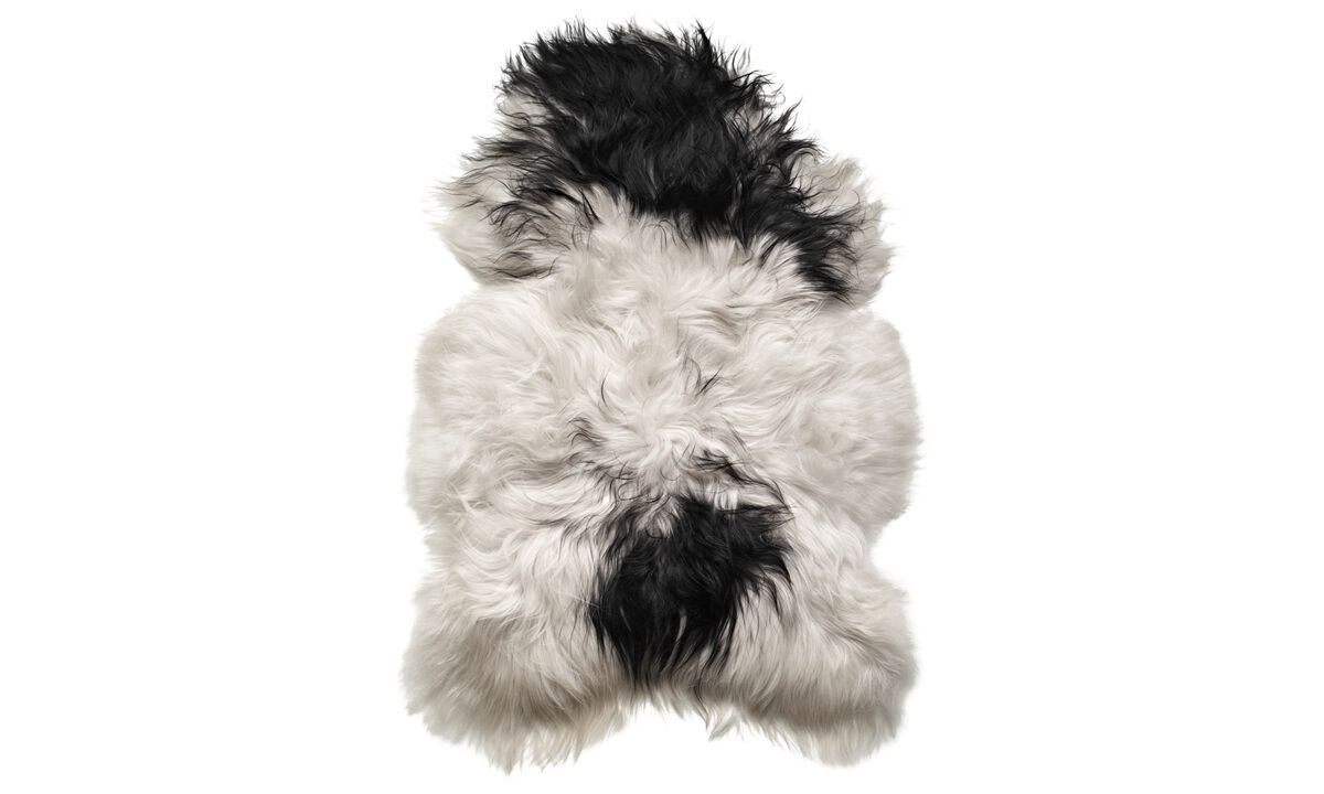 Sheepskins - Pelego Sheepskin - White - Couro