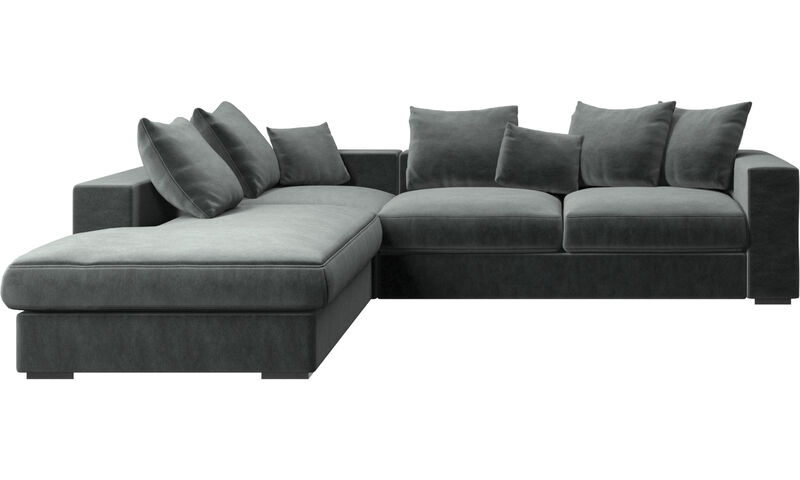 Incredible Sofas With Open End Cenova Sofa With Lounging Unit Boconcept Pdpeps Interior Chair Design Pdpepsorg