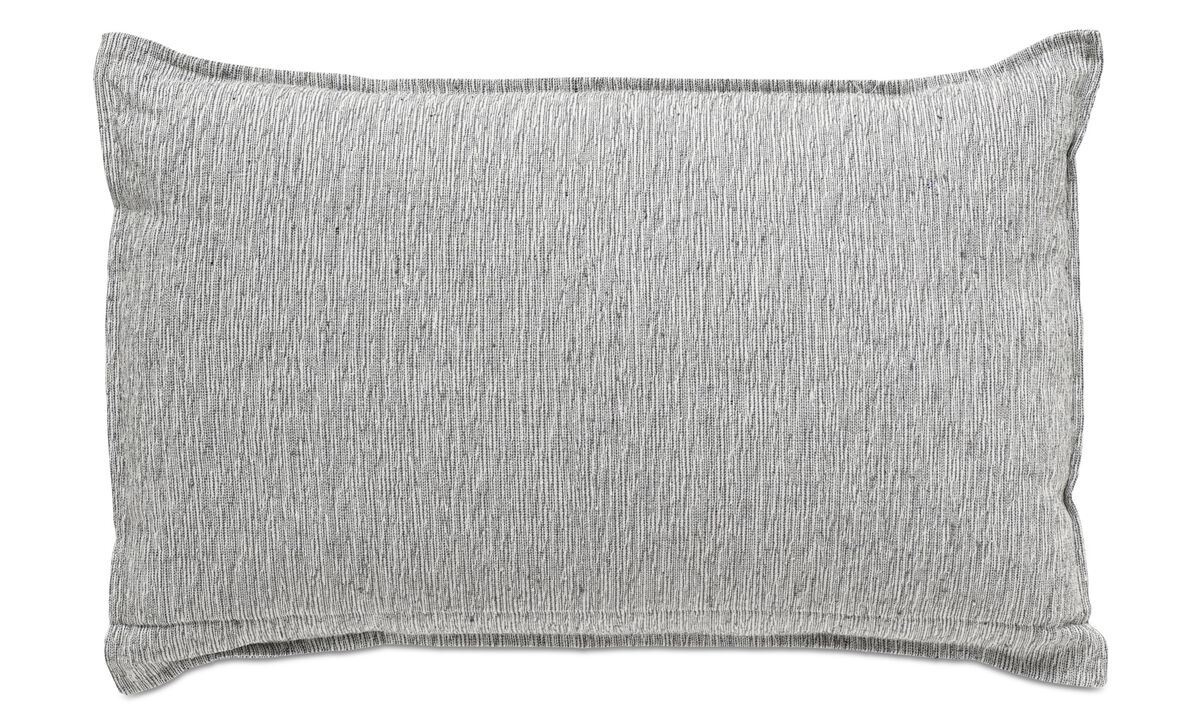 Cushions - Grey cushion - Fabric