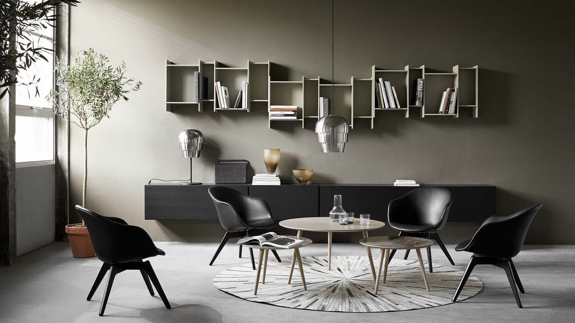 Designs by Henrik Pedersen - Adelaide lounge chair