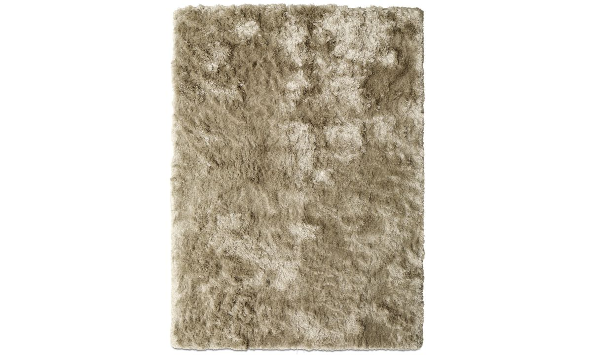 Rectangular rugs - Neat rug - rectangular - Beige - Fabric