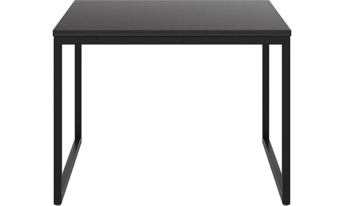 Coffee tables - Lugo tavolino - rettangolare - Nero - Rovere