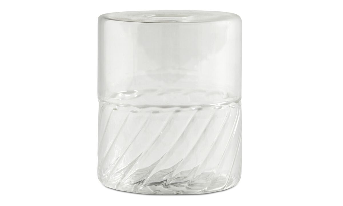 Vaser - Clean vase - Klart - Glass