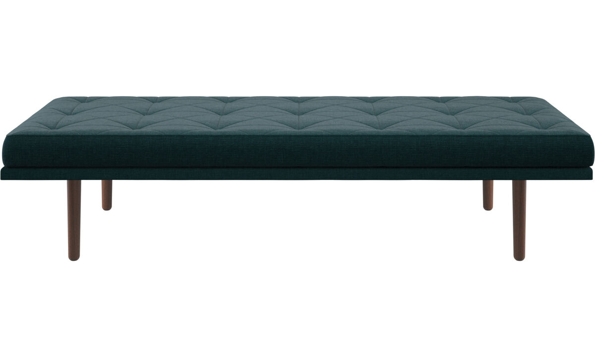 Daybeds - fusion day bed - Blue - Fabric