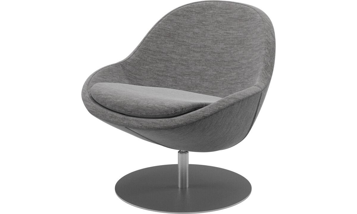 Fotelek - Veneto szék billenő funkcióval - Szürke - Huzat