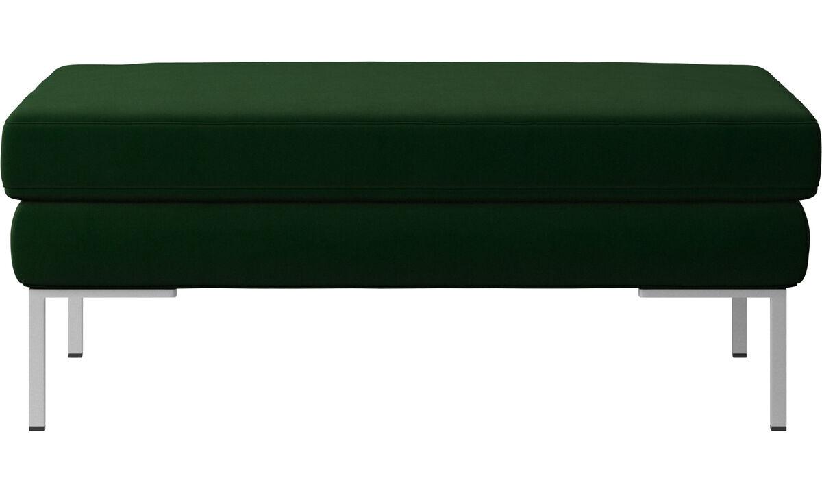 Пуфики - Пуф Istra 2 - Зеленый - Tкань