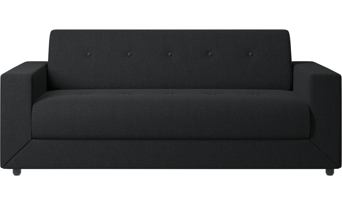 Sofa beds - Stockholm sofa bed - Gray - Fabric