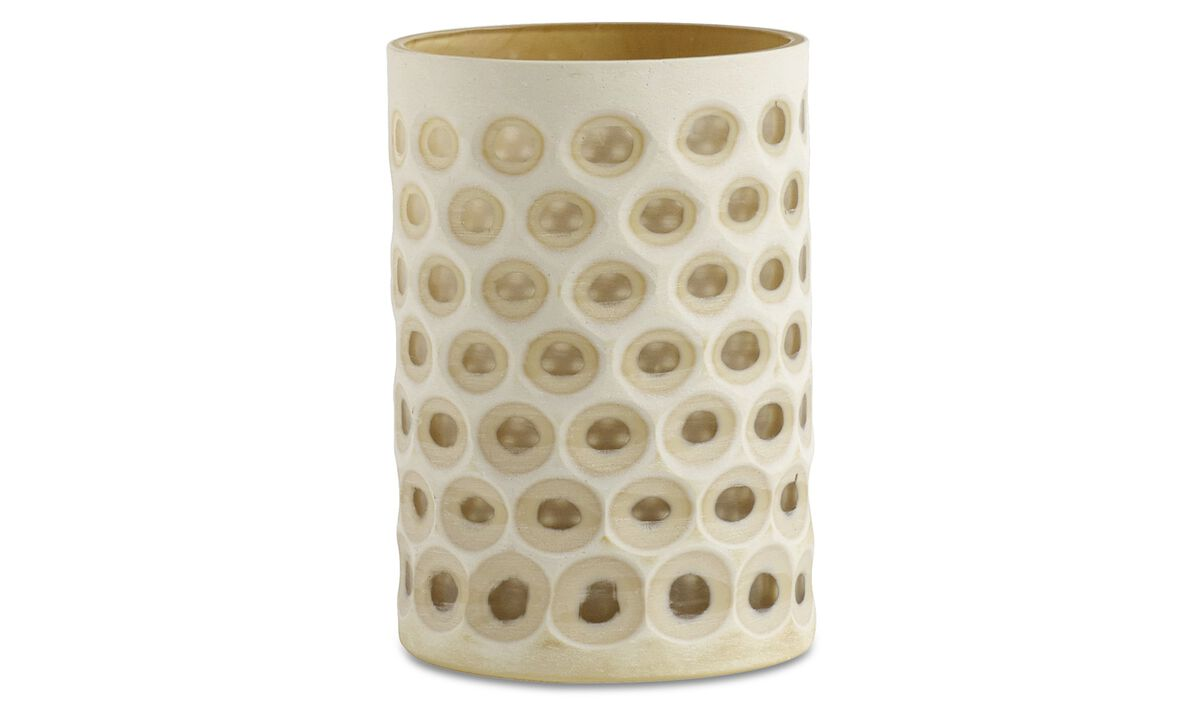 New designs - Dream vase - Beige