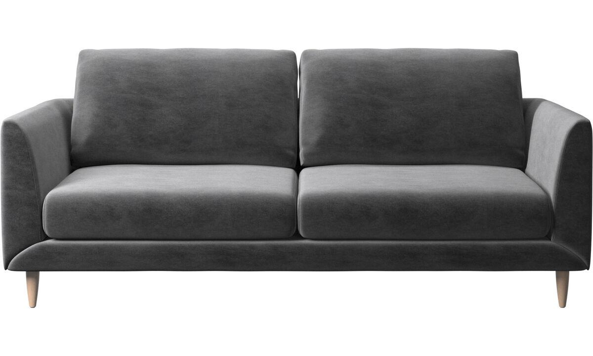 New designs - Fargo sofa - Gray - Fabric