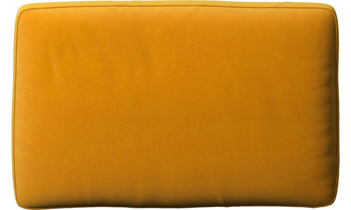 Furniture accessories - Amsterdam cushion - Orange - Fabric